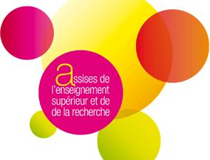 Logo des Assises de l'Enseignement Supérieur et de la Recherche